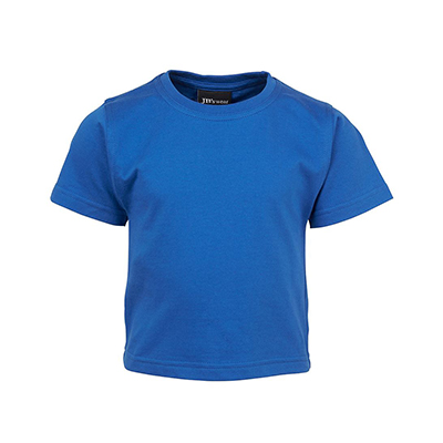 Promotional Corparate Custom Printed Apparels Tees & Singlets Tees KIDS INFANT TEE - 1TI JB's Perth Australia