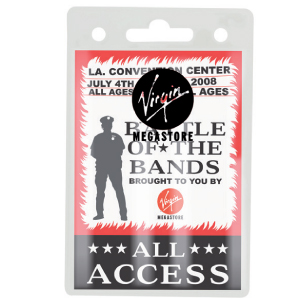 Custom Printed Badge Holders Online in Australia