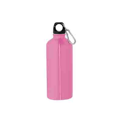 Promotional Pink 750ml Stainless Steel Bottles in Perth