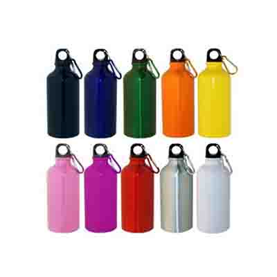 Custom Made Aluminium Water Bottles 500ml in Perth