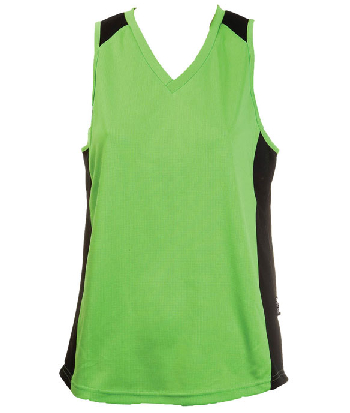 Order Green OC Ladies Basketball Jersey Online in Perth