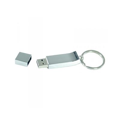 Chrome Keyring Flash Drive - AR240 - maddog