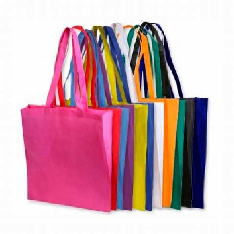 Bulk Printed Non-Woven Tote Bags Perth - Mad Dog