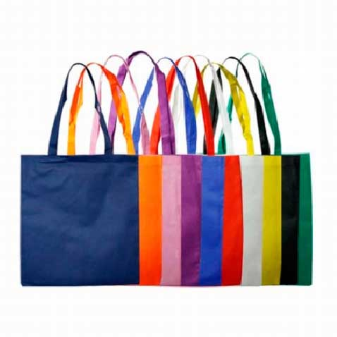 Custom Printed Non-Woven Tote Bags (No Gusset) Perth