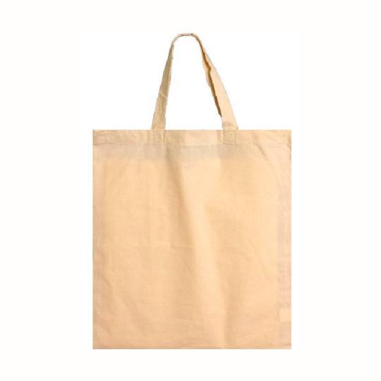 Promotional Corparate Custom Printed Bags Calico Bags Short Handle - B17 Perth Australia