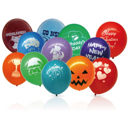 Mad Dog - Bulk Promotional Balloons Perth