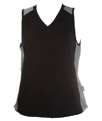 Buy Black OC Ladies Basketball Jersey Online in Perth