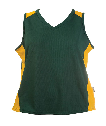 Custom Green OC Ladies Basketball Jersey Online in Perth