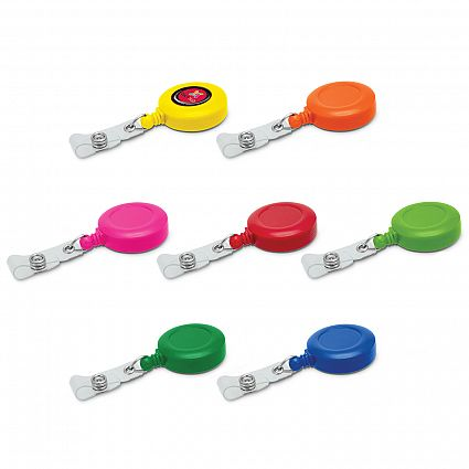 Bravo Retractable ID Holder online in Perth