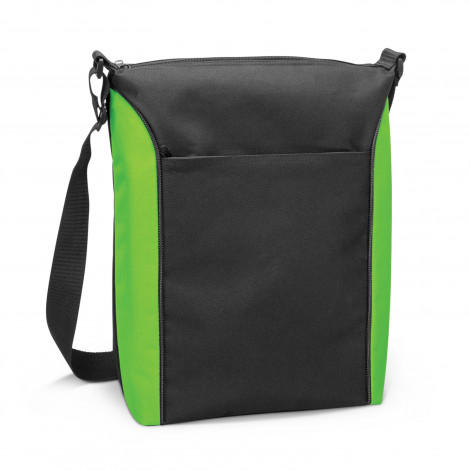 Custom Printed Green Monaro Conference Cooler Bag in Perth