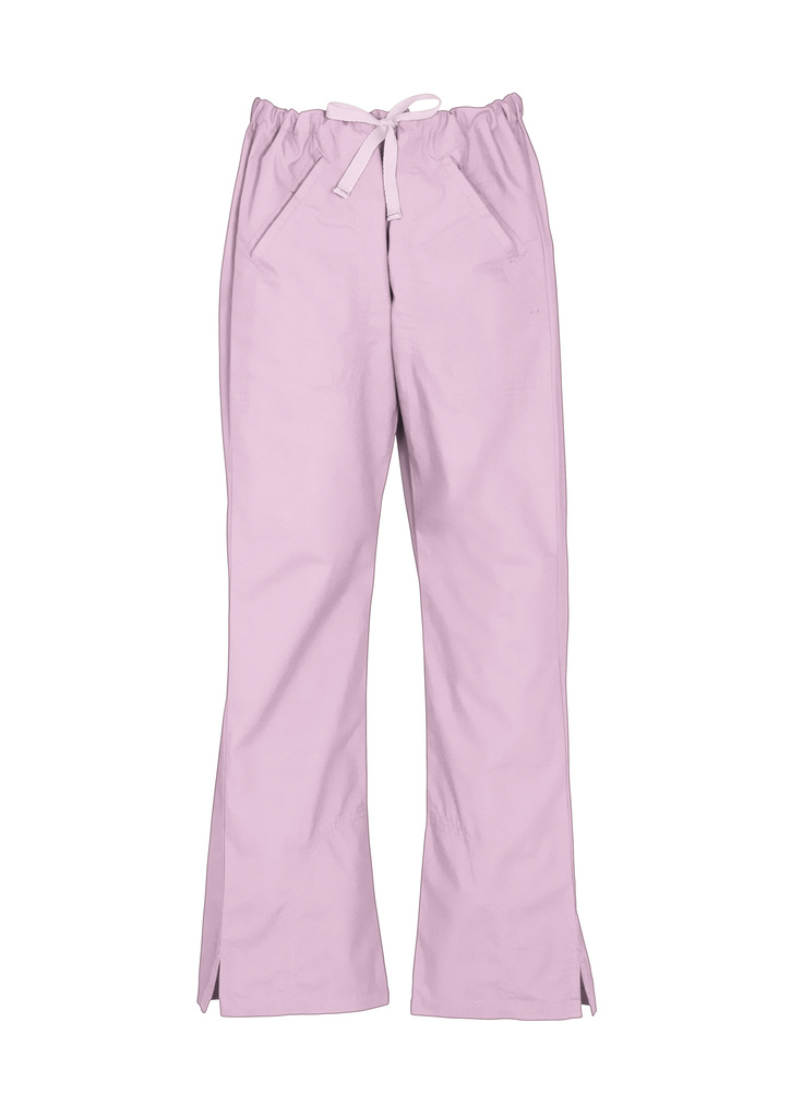 Buy Baby Pink Ladies Classic Scrubs Bootleg Pant Online in Perth