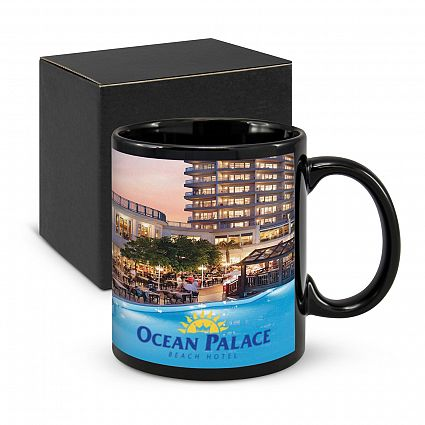 Buy Black Hawk Coffee Mug in Australia