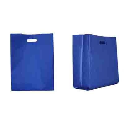 Buy Blue Non Woven Large Gift Bag Online in Perth