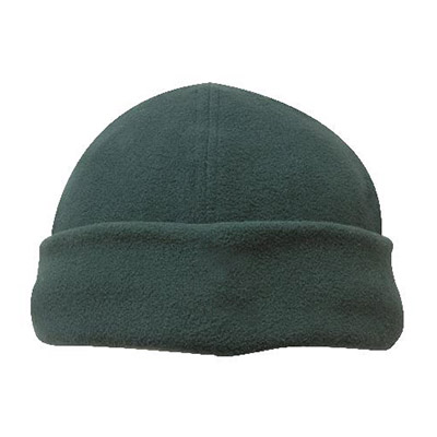 Printed Cable Knit Flat Top Beanie & Toque in Perth