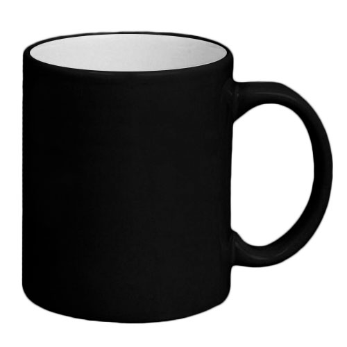 Buy Custom Black Coffee Mugs Online in Perth