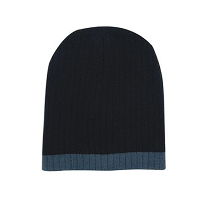 Printed Micro Fleece Beanie & Toque in Perth
