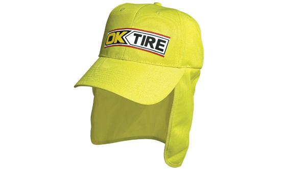 Luminescent Safety Cap with Flap in Perth
