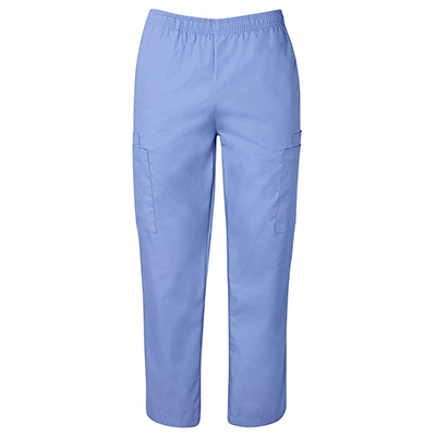 Personalised Light Blue Unisex Scrubs Pant in Australia