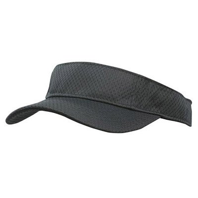 Printed Sports Mesh Visor and Custom Visors in Perth
