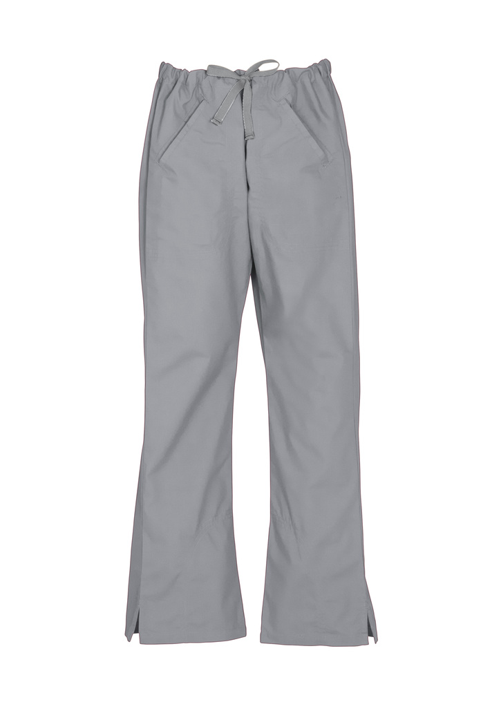 Buy Pewter Ladies Classic Scrubs Bootleg Pant Online in Perth, Australia