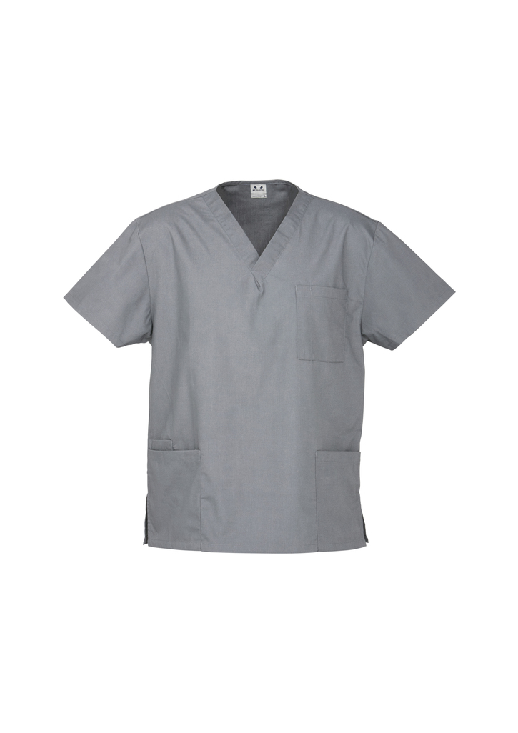 Buy Pewter Unisex Classic Scrubs Top Online in Perth