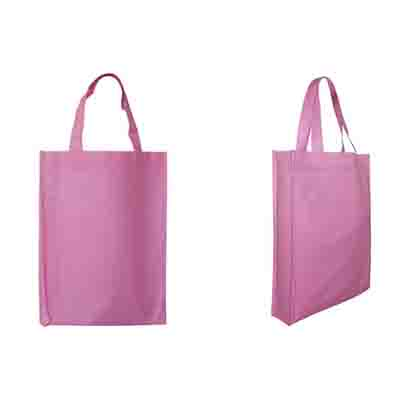 Buy Pink Non-Woven Trade Show Tote Bags Online in Perth