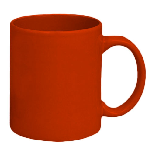 Buy Promotional Orange Coffee Mugs Online in Perth