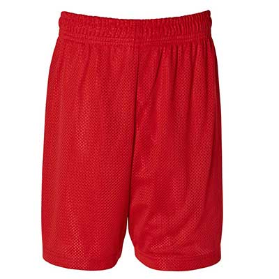Buy Red Adults Basketball Shorts Online in Perth
