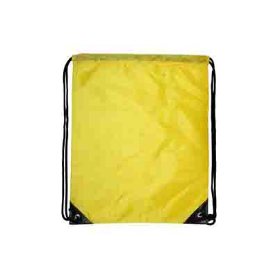Buy Yellow Nylon Backsack Online in Australia