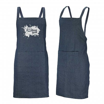Custom Made Carolina Denim Apron Online in Perth