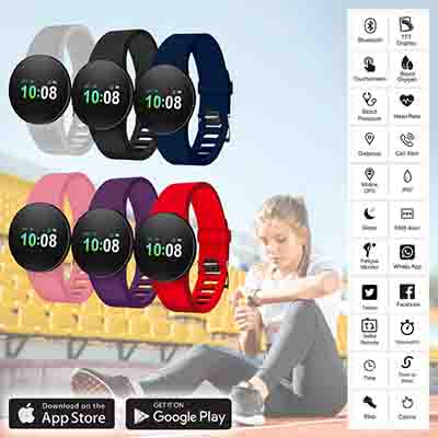 Buy Online Promotional Smart Bracelets in Perth
