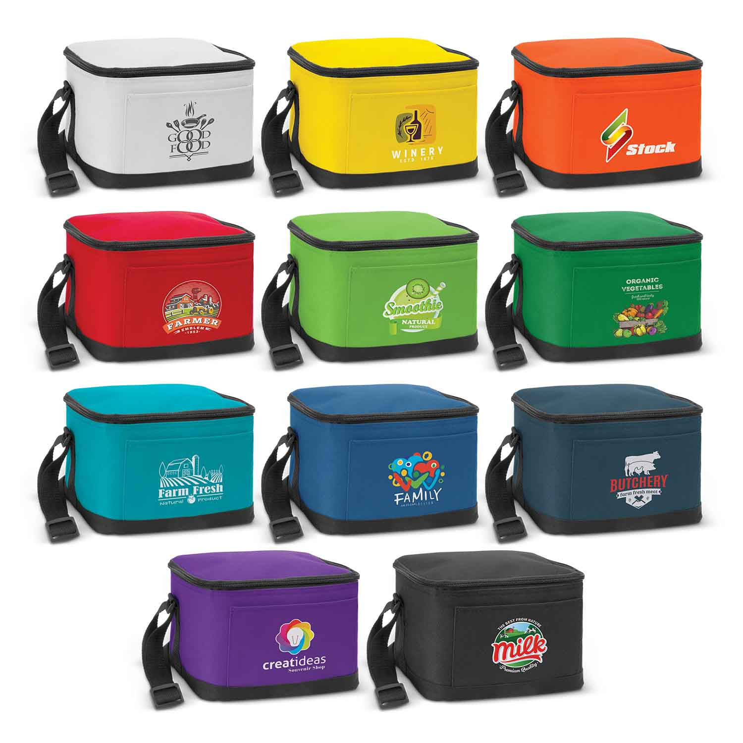 Custom Bathurst Cooler Bags in Perth