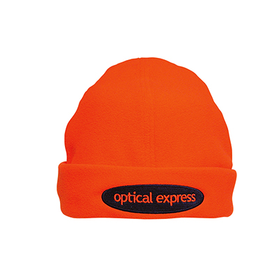 Luminescent Safety Beanie in Perth
