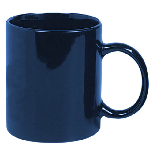 Custom Blue Coffee Mugs in Perth
