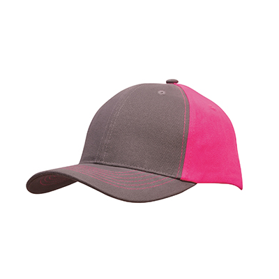Brushed Heavy Cotton Contrast Cap in Australia