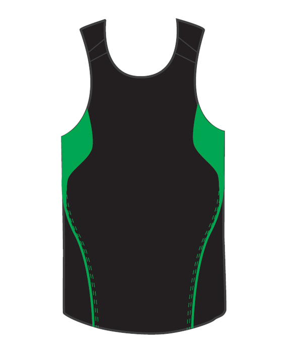 Custom Design Green Terminator Basketball Singlets in Perth