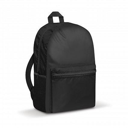 Custom Made Black Bullet Backpack In Australia