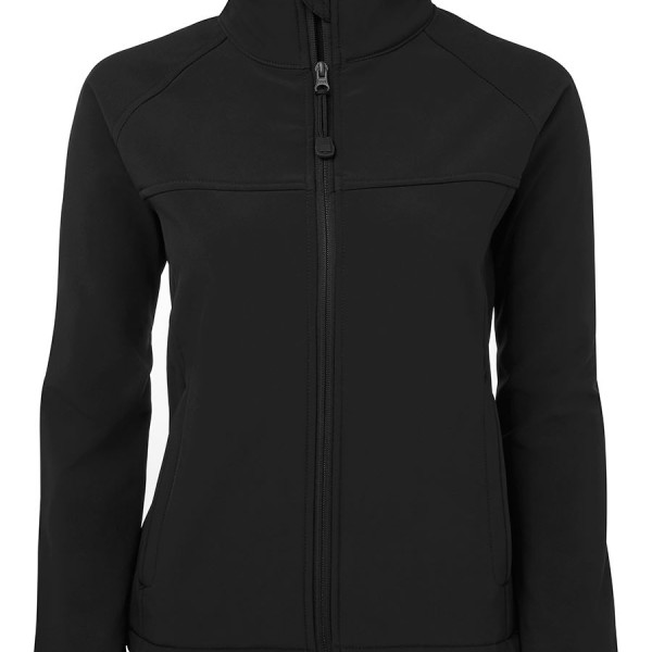 Promotional Ladies layer softshell jacket in Perth