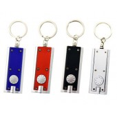 Custom Made LED Torch Keyrings in Perth