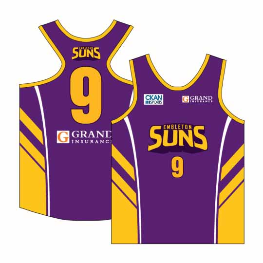 Custom Made Men's Volleyball Singlets in Perth