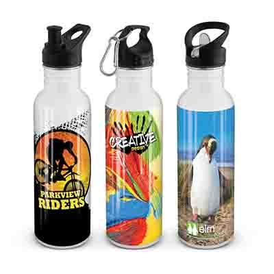 Custom Made Nomad Drink Bottles in Perth