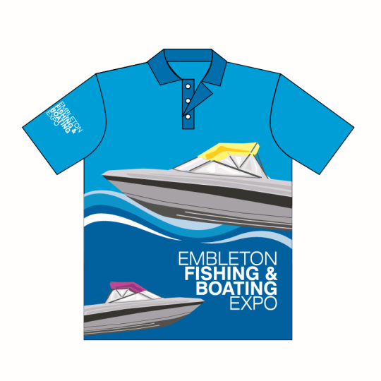 Custom Made Tradeshow Polos in Australia