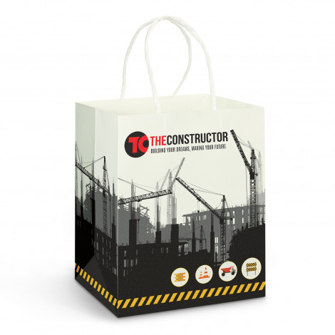 Custom Paper Carry Bags in Perth