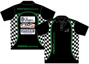 Custom Motorsports Jerseys in Perth