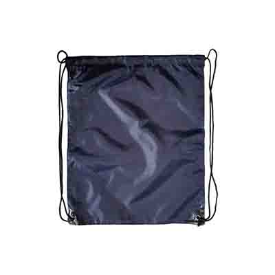 Custom Navy Nylon Backsack in Perth