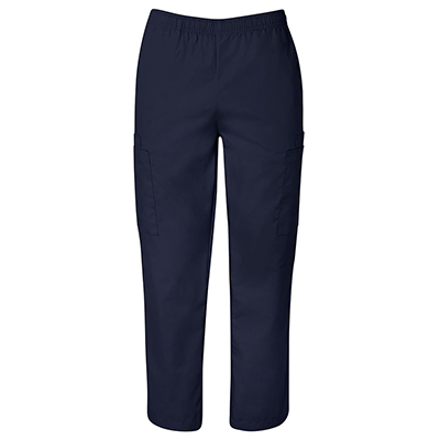 Custom Made Navy Unisex Scrubs Pant in Perth