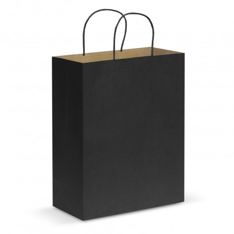Black Large Paper Carry Bags Perth