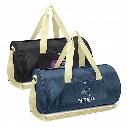 Custom Printed Jasper Duffle Bags in Perth