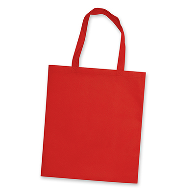 Custom Printed Red Affordable Tote Bag Online in Perth