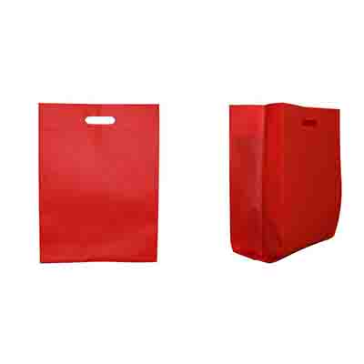 Custom Printed Red Non Woven Large Gift Bag Online in Perth